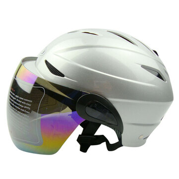 Half Face Helmet Motorcycle Electric Summer UV Helmet for GSB